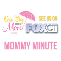 See us on Fox CT's MOMMY MINUTE