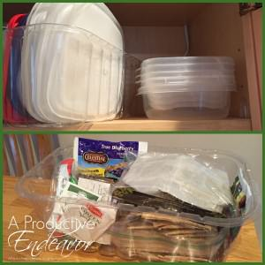 Organizing bins 2